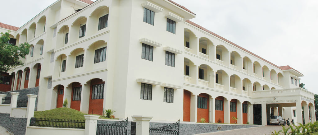 MG University-School of Environmental Sciences-Main block